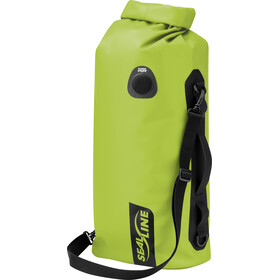 SealLine Discovery Deck Dry Bag 20l, lime
